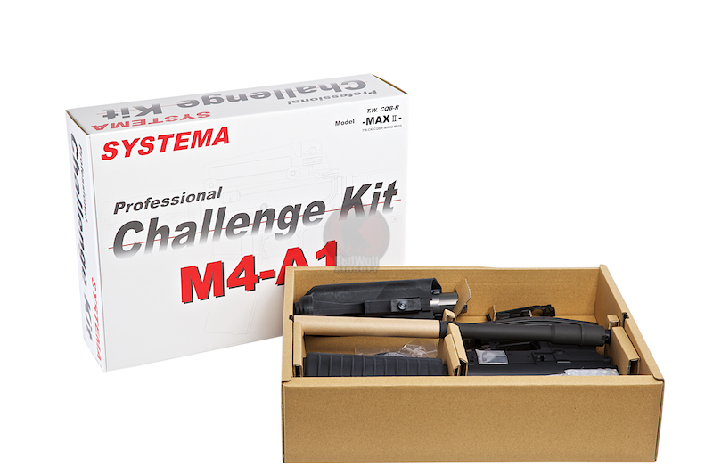 Systema PTW Challenge Kit CQBR-MAX2 Evolution (M110 Cylinder) <font color=red>(Free Shipping)</font>