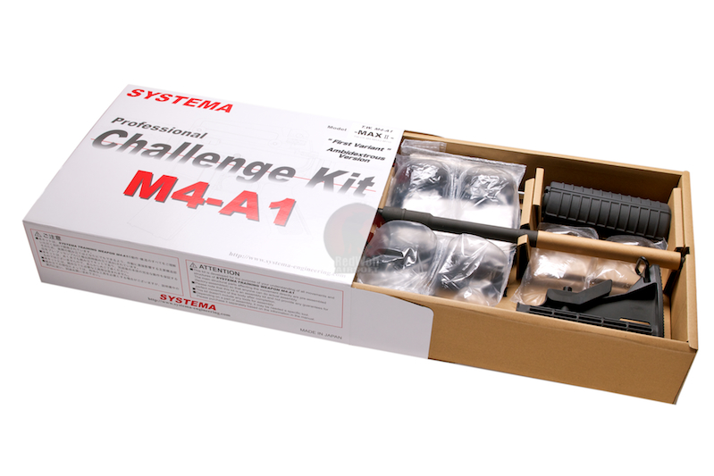 Systema PTW Challenge Kit M4-A1-MAX2 (M110 Cylinder) - Ambidextrous Version