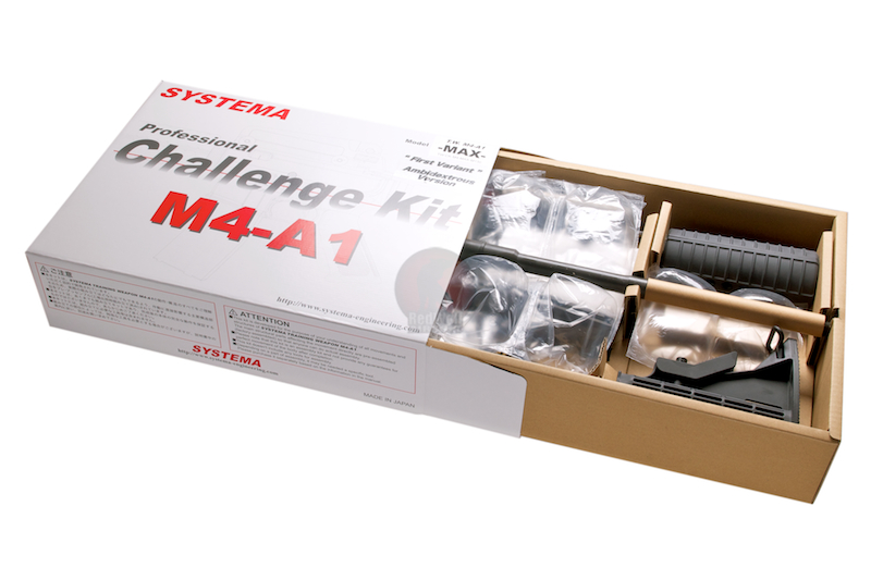 Systema PTW Challenge Kit M4-A1-MAX3 (M130 Cylinder) - Ambidextrous Version