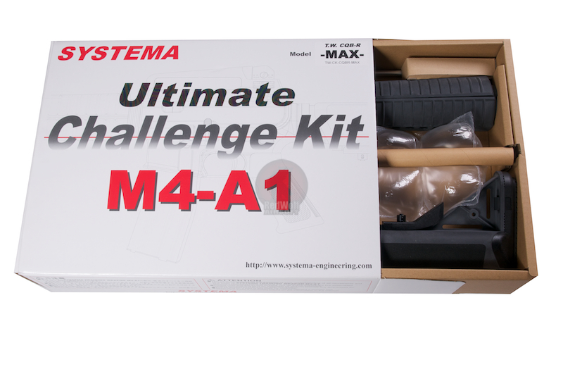 Systema Ultimatel Challenge Kit CQBR-MAX 2012 (M150)