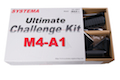 Systema Ultimate Challenge Kit CQBR-MAX2 (M110) 2012 <font color=red>(Free Shipping Deal)</font>