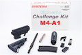Systema Ultimatel Challenge Kit CQBR-MAX3 (M130) 2013 Ambidextrous Model <font color=red>(Free Shipping Deal)</font>