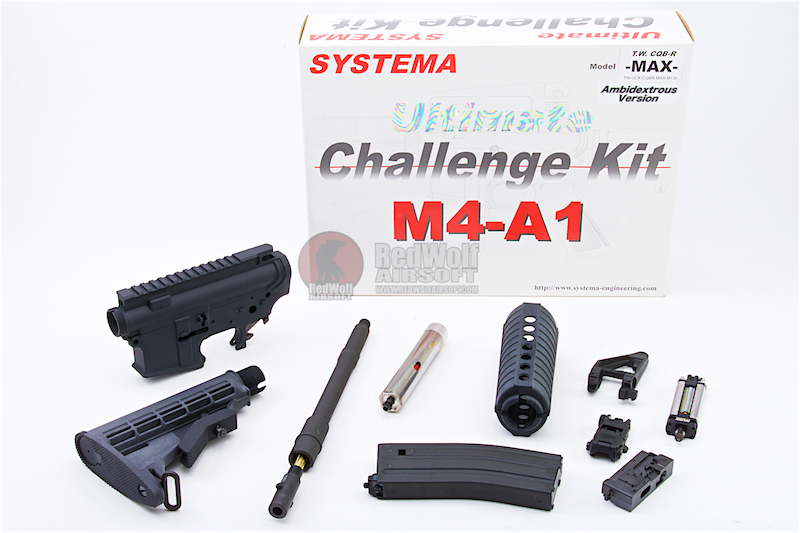 Systema Ultimatel Challenge Kit CQBR-MAX3 (M130) 2013 Ambidextrous Model