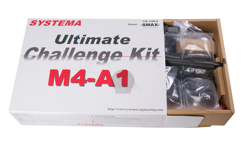 Systema Ultimate Challenge Kit CQBR-SUPER MAX (M165) 2012