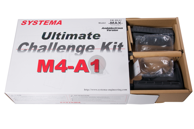 Systema Ultimate Challenge Kit M4-A1-MAX (M150) Ambidextrous Model
