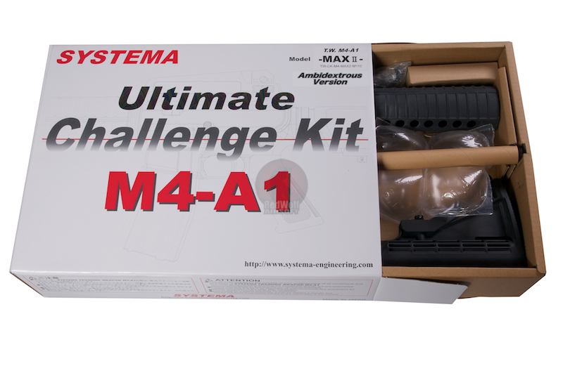 Systema Ultimate Challenge Kit M4-A1-MAX2 (M110) 2013 Ambidextrous Model