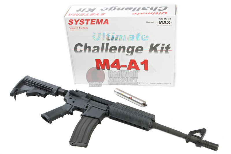 Systema Ultimate Challenge Kit M4-A1-MAX3 (M130) 2012