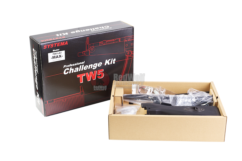 Systema PTW Professional Training Weapon Challenge Kit TW5-A4 MAX (M150 Cylinder)<font color=red>Free Shipping</font>