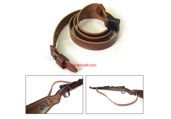 Tanaka Kar98K Authentic Leather Sling