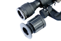 UFC 4X26 SVD Red Illuminated Sniper Scope