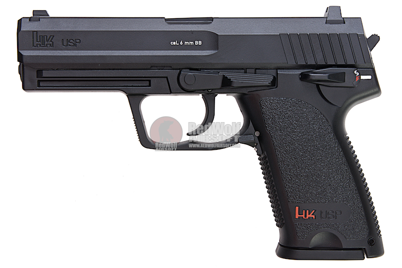 Umarex H&K USP (Fixed Slide)  6mm CO2 Non-Blowback Version (by WinGun)