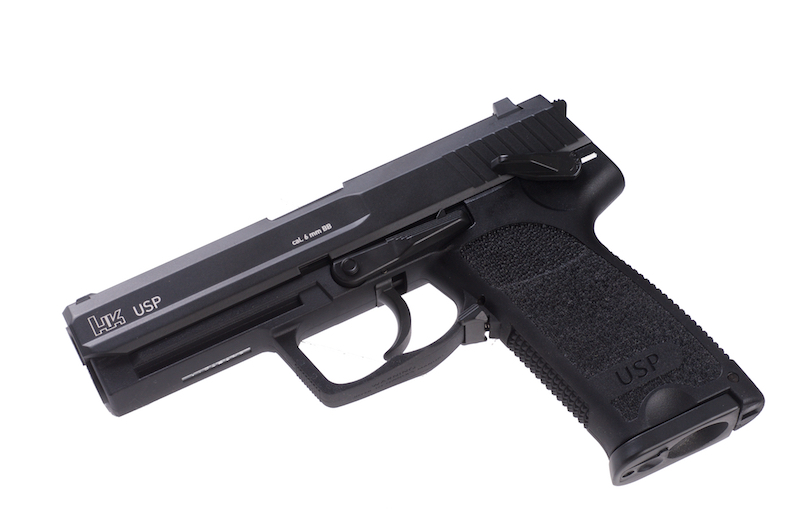 Umarex HK USP Cal.6mm BB CO2 GBB Version (by KWC)<font color=yellow> (Memorial Deal)</font>