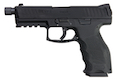 Umarex VP9 GBB Pistol (Threaded Barrel Version) (by VFC) - Black