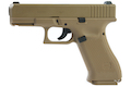 Umarex Glock 19X Co2 Fixed Slide Pistol (by Wingun) - 6mm Version