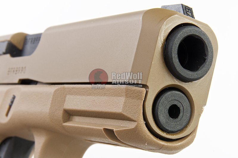 Umarex Glock 19X - Tan (by VFC)