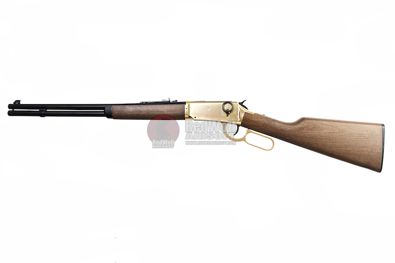 Umarex Legends Cowboy M1894 Lever Action Rifle (6mm Version) - Gold