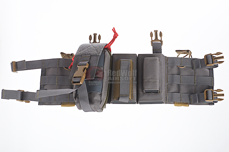 Verrett's Tactical VerTac Wingman Chest Rig - Wolf Grey