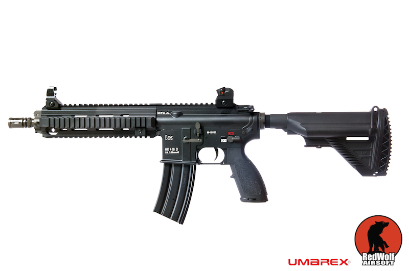 Umarex HK416 V2 AEG (Asia Edition) (by VFC)<font color=yellow> (Holiday Deal)</font>