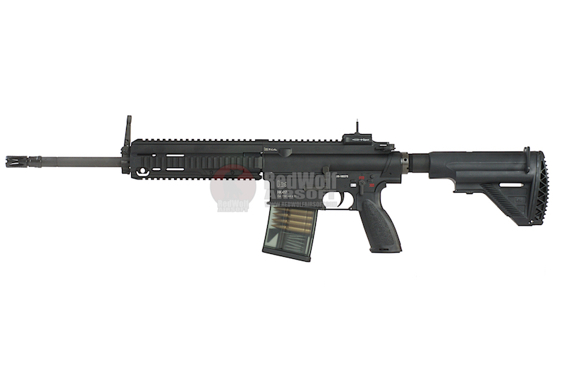 Umarex  GRS Custom HK417 Limited Benghazi Edition AEG (Asia Edition) (by VFC)<font color=yellow> (MIA Sale)</font>