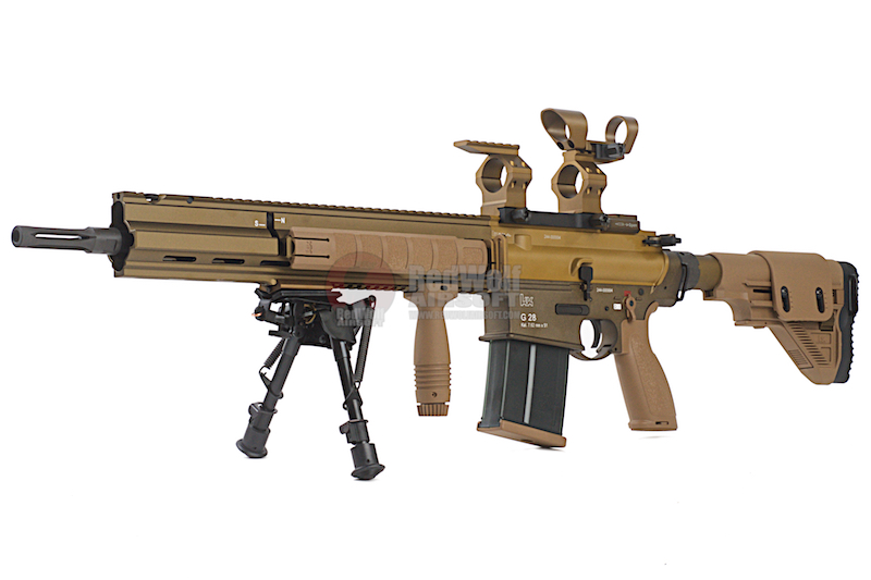 Umarex / VFC G28 GBBR DX (Asia Edition) - Tan (by VFC)