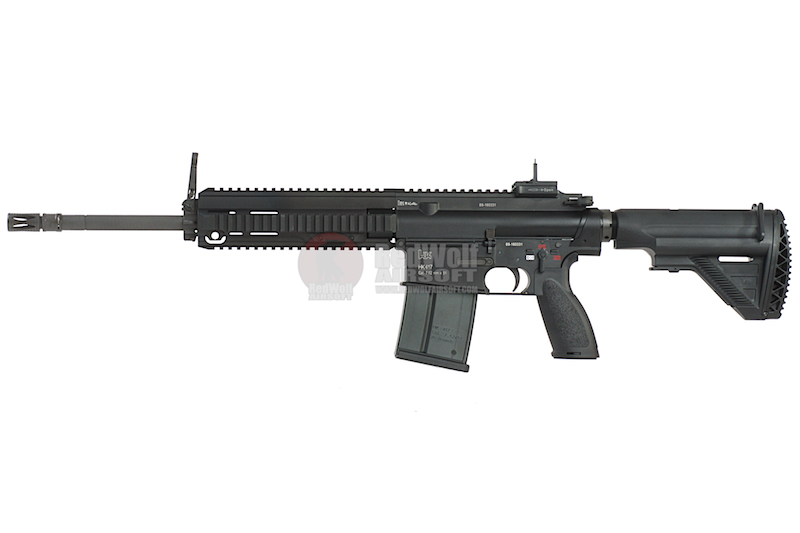 Umarex GRS Custom HK417 Limited Benghazi Edition GBBR V2 (Asia Edition) (by VFC)