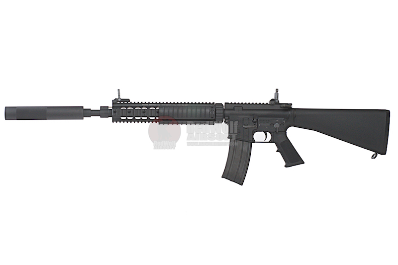 VFC COLT MK12 MOD1 Fixed Stock GBBR (Colt Licensed)