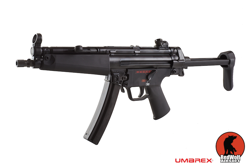 Umarex HK MP5 Navy GBB (Asia Edition) (by VFC)
