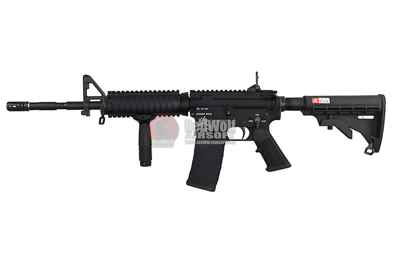 VFC KAC SR16 GBBR - DX (licensed by Knight's)