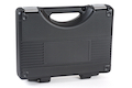 VFC Hand Gun Case with Foam - Black