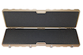 VFC Sniper Rifle Gun Case with Foam - Tan