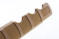 VFC HK Quad Rail Picatinny Rail Covers Right Side - Tan (RAL8000)