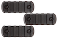 VFC QRS M-LOK Rail Section (5 Slot / BK) 3pcs / set