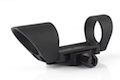 VFC Micro T1 Sunshade Mount - Black