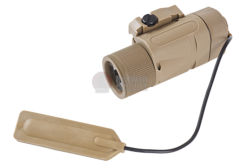 VFC V3X Tactical Illuminator (Flat Dark Earth)