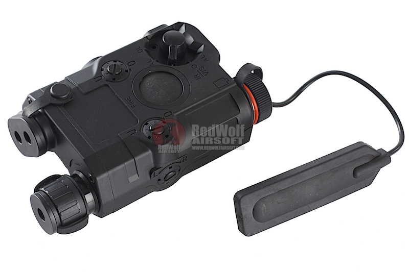 VFC AN/PEQ15 Light & Laser Aiming Module (Black)