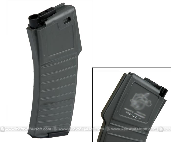 VFC 120 Rds Magazine for VFC KAC PDW Series