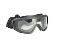 Pyramex (Venture Gear Tactical) Loadout Goggle (Clear H2MAX Anti-Fog Lens w/ Black Body)