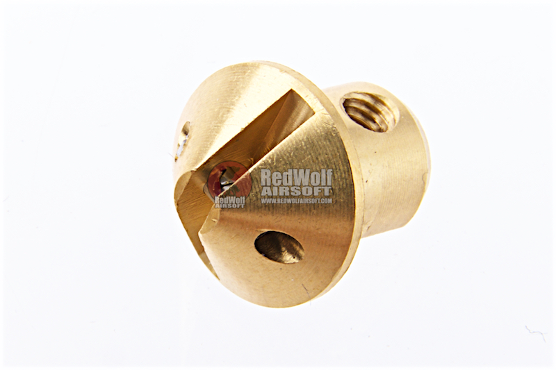 Volante Airsoft Stratos BBU Brass Spring Holder for Stratos BBU for Tokyo Marui G17 / 22 / 23 / 26 / 34 & KJ G Series