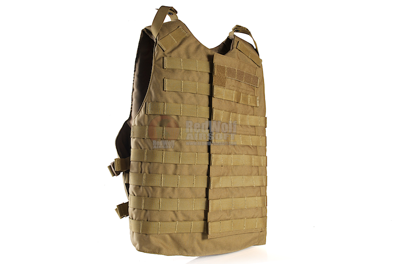 PANTAC OTV Interceptor Body Armor (Medium/ Khaki / Cordura) <font color=yellow>(Clearance)</font>