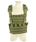 PANTAC WSH* Chest Rig (OD/CORDURA) <font color=red>(Free Shipping Deal)</font>