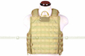 PANTAC Force Recon Vest Mar(Khaki / Medium / CORDURA)