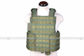 PANTAC Force Recon Vest Land (OD / S / CORDURA)