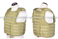 PANTAC Force Recon Vest Land (Khaki / XL / CORDURA) <font color=yellow>(Clearance)</font>