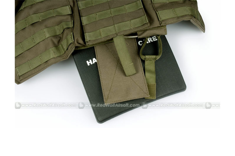 PANTAC Land CRS* with Dummy Plates (Medium / RG / Cordura)
