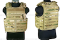 PANTAC RAV Vest (Large) (Crye Precision Multicam / CORDURA) <font color=yellow> (Year End Sale)</font> <font color=red>(Free Shipping Deal)</font>