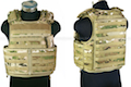 PANTAC RAV Vest (Medium) (Crye Precision Multicam / CORDURA) <font color=yellow> (Year End Sale)</font> <font color=red>(Free Shipping Deal)</font>