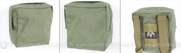PANTAC RAV Small GP Pouch (OD / CORDURA)  <font color=red>(HOLIDAY SALE)</font>