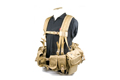 Pantac SEALs Floating Harness (Khaki / Cordura)