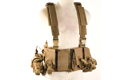 PANTAC MCR Tactical Chest Vest (Cordura / Coyote Brown) <font color=yellow>(Clearance)</font>