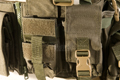 PANTAC MCR Tactical Chest Vest (Cordura / Ranger Green) <font color=yellow>(Clearance)</font>